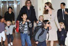 Photo of Aunque la relación de Angelina Jolie y Brad Pitt ha mejorado… el actor no tiene contacto con dos de sus hijos