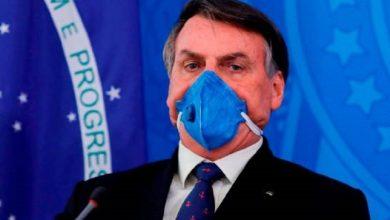 Photo of Bolsonaro dice que la muerte es destino de todos en día de récord de víctimas