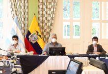 Photo of El gobierno se reúne en gabinete ampliado en Quito y Guayaquil de forma simultánea