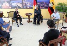Photo of Lenín Moreno retoma actividades oficiales en Guayaquil