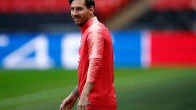 Photo of Lionel Messi no entrena con el grupo del Barça pero está bien