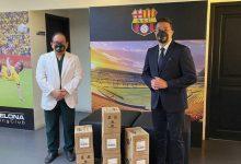 Photo of [FOTOS] LigaPro inició la entrega de Kits sanitarios a sus 26 clubes afiliados
