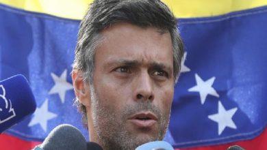 Photo of Venezuela acusa a Leopoldo López de planear incursión armada
