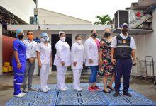 Photo of Personal sanitario del IESS Guayas continúa comprometido en salvar vidas