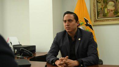 Photo of Asambleísta Daniel Mendoza detenido esta madrugada en operativo ejecutado por Fuerza de Tarea de la Fiscalía
