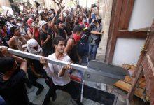Photo of México: disturbios por muerte de joven detenido supuestamente por no usar mascarilla