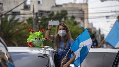 Photo of Guatemala cambia a su ministro de Salud en medio de pandemia