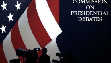 Photo of Trasladan debate presidencial de EEUU, de Michigan a Florida