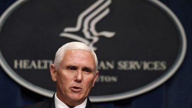 Photo of Pence cancela eventos en Florida y Arizona ante repunte del COVID-19