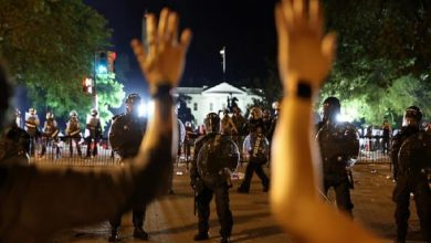 Photo of EE. UU. vive otra jornada de protestas por la muerte de George Floyd