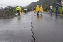 Photo of Un puente en Napo puede colapsar por erosión; la vía Baeza, cerrada