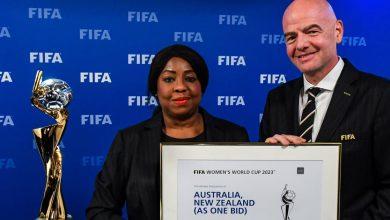 Photo of Australia y Nueva Zelanda albergarán la Copa Mundial Femenina de la FIFA 2023