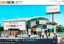 Photo of Recinto virtual interactivo para la Ecuador Food Fair