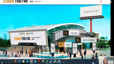 Photo of Recinto virtual interactivo para la Ecuador Food Fair