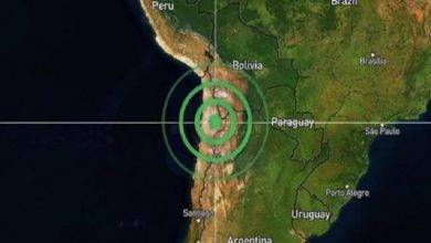 Photo of Chile registra un terremoto de magnitud 6,9 que afecta también a Bolivia y Argentina