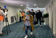Photo of Se reanudaron los vuelos comerciales en aeropuerto de Guayaquil con el arribo de 128 pasajeros en avión de Spirit