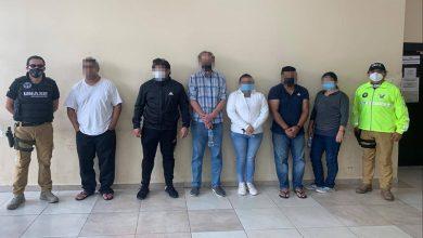 Photo of Prisión preventiva para cuatro de seis detenidos por presunta red de corrupción en el hospital Teodoro Maldonado Carbo