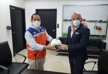 Photo of [FOTOS] Rommel Salazar se reunió con Miguel Ángel Loor, presidente la LigaPro pero no se definió fecha de reactivación