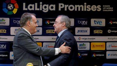Photo of Tebas, presidente de LaLiga, habló sobre la polémica con el VAR y arremete en contra de Florentino Pérez