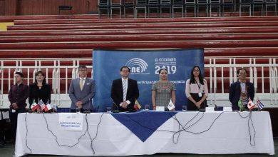 Photo of Consejo Nacional Electoral prepara planes pilotos de voto en el exterior