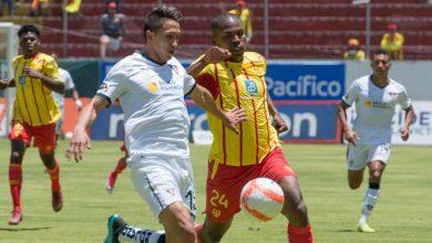 Photo of [VIDEO] Suspenden un Liga de Quito vs Aucas por ocho casos positivos