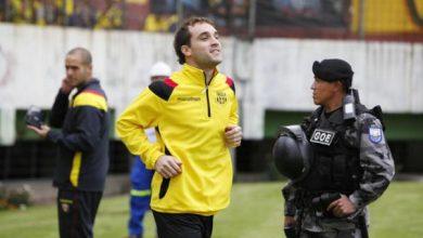 Photo of [VIDEO] Iván Borghello no siguió en BarcelonaSC por decisión de Antonio Noboa