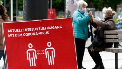 Photo of Alemania reporta 378 nuevos casos de coronavirus y 6 decesos