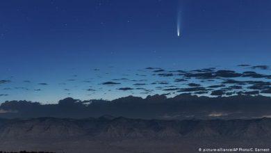 Photo of Un nuevo cometa brinda gran espectáculo al «rozar» la Tierra