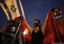 Photo of Miles protestan en Israel contra la gestión gubernamental del coronavirus