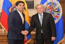 Photo of Ecuador asume Presidencia Pro Témpore de la RIAC y plan de trabajo será liderado por la Vicepresidencia de la República