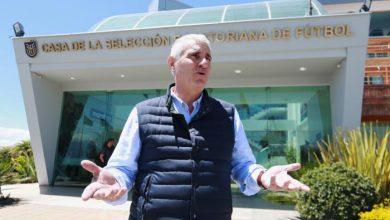 Photo of [VIDEO] Posibe demanda a la Ecuafútbol tras salida de Antonio Cordón, según medio español