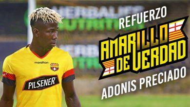 Photo of OFICIAL: Adonis Preciado, nuevo jugador de Barcelona SC, luego de liberarse tema en FEF