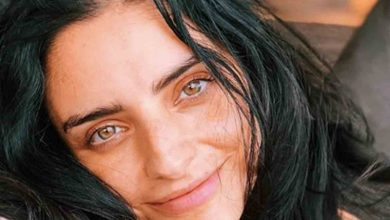 Photo of Aislinn Derbez cuenta sobre su romance con vocalista de Reik