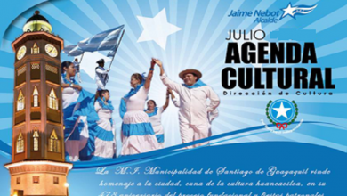 Photo of Municipio de Guayaquil presenta la agenda preliminar de cultura julio 2020