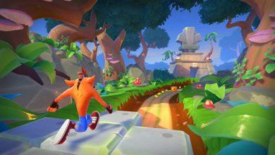 Photo of Llega «Crash Bandicoot: On the Run», un juego gratuito para iOS y Android