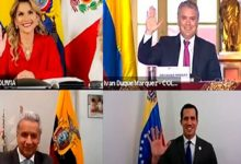 Photo of Ecuador participa en cambio de Presidencia Pro Témpore de la CAN