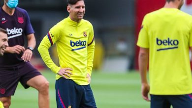 Photo of El FCBarcelona publica foto para desviar los 'rumores' sobre salida de Lionel Messi