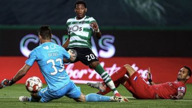 Photo of [VIDEO] Gonzalo Plata, titular en el empate de Sporting de Lisboa contra Moreirense