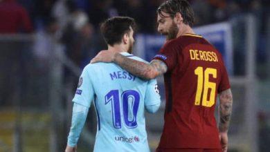 Photo of De Rossi: ¡Cómo se atreven a llamar pechofrío a Messi!
