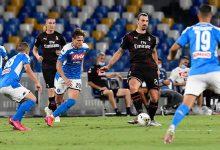 Photo of Empate lleno de goles entre el Napoli y el Milan
