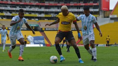Photo of [VIDEO] Simulacro Monumental: BarcelonaSC y Guayaquil City igualaron (1-1)