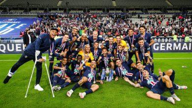 Photo of PSG campeón de la Copa de Francia aunque Mbappé salió en muletas