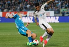 Photo of Krasnodar cae de local ante el Zenit con Cristian Ramírez de titular