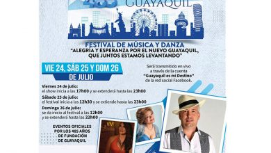 """Photo of Festival de música y danza """"Alegría y esperanza por el nuevo Guayaquil, que juntos estamos levantando"""""""