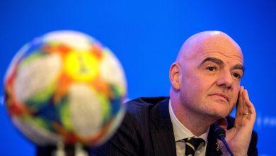 Photo of Gianni Infantino, presidente de la FIFA, se suma a las condolencias por el fallecimiento de Dannes Coronel