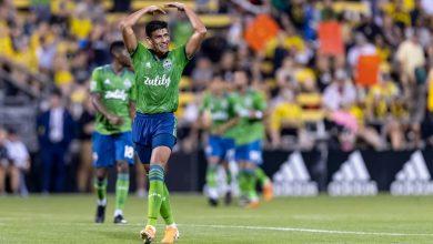 Photo of Xavier Arreaga no afloja la titularidad en el Seattle Sounders