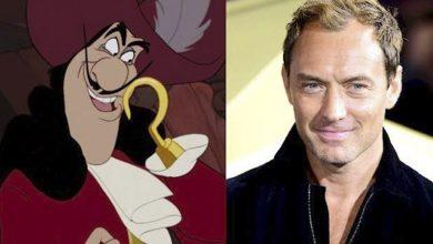 Photo of Disney busca a Jude Law para que sea Capitán Garfio en live action de Peter Pan