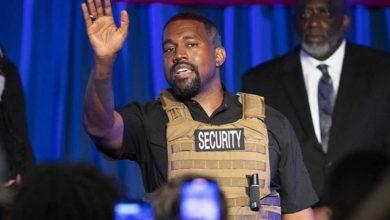 Photo of Así de extraño fue el primer mitin de Kanye West; habló del aborto y lloró