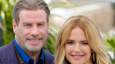 Photo of Muere la actriz Kelly Preston, esposa de John Travolta
