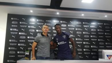 Photo of Luis 'Kunty' Caicedo, jugador de Liga Deportiva Universitaria de Quito hasta 2022